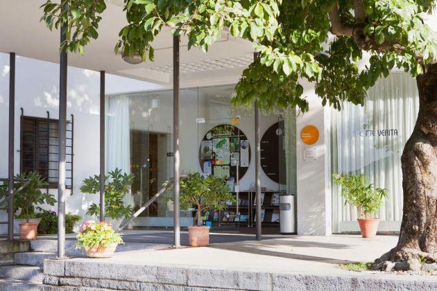 Monte Verità. Albergo Bauhaus. Ingresso