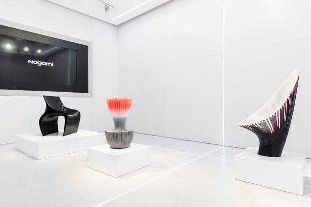 Nagami, Peeler + Robotica TM + Bow. Photo © Delfino Sisto Legnani e Marco Cappelletti