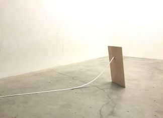 Niccolò De Napoli. Verge of collapse. Exhibition view at Localedue, Bologna 2018