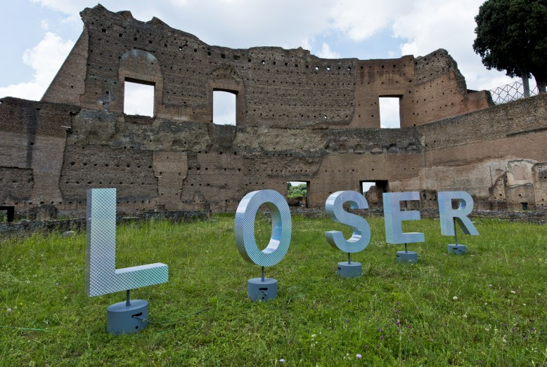 Par tibi Roma Nihil, Nomas Foundation