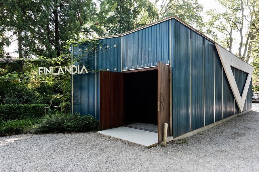 Pavilion of Finland. Photo Ugo Carmeni