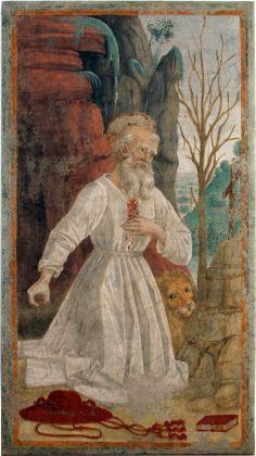 Pietro Perugino, San Girolamo, 1470-80