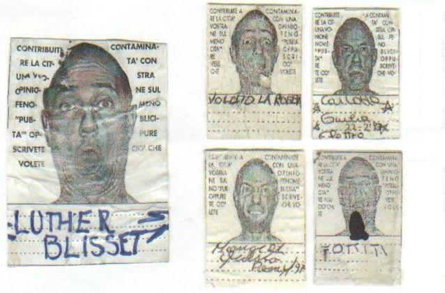 Pino Boresta, C.U.S. ‒ Cerca ed Usa la Smorfia
