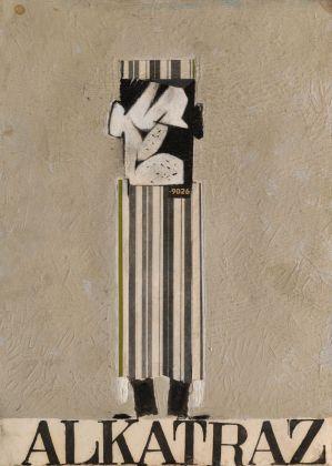 Pino Pascali, Alkatraz, 1965. Collezione privata, Bari