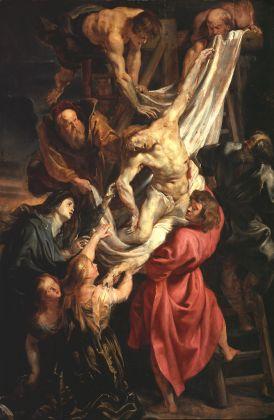 Rubens, Deposizione