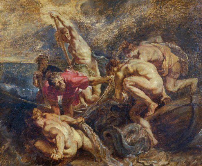Rubens, La pesca miracolosa