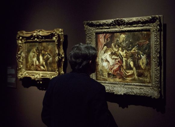 Rubens pittore di bozzetti