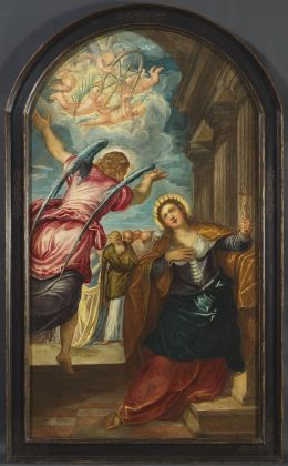 Rubenshuis (c) Tintoretto, Santa Caterina