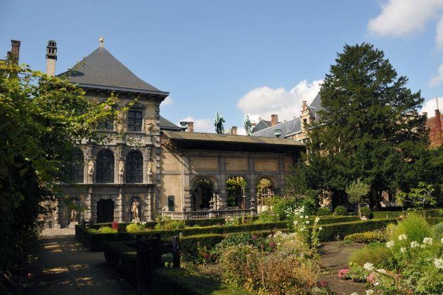 Rubenshuis. Photo (c) Antwerpen Toerisme en Congres