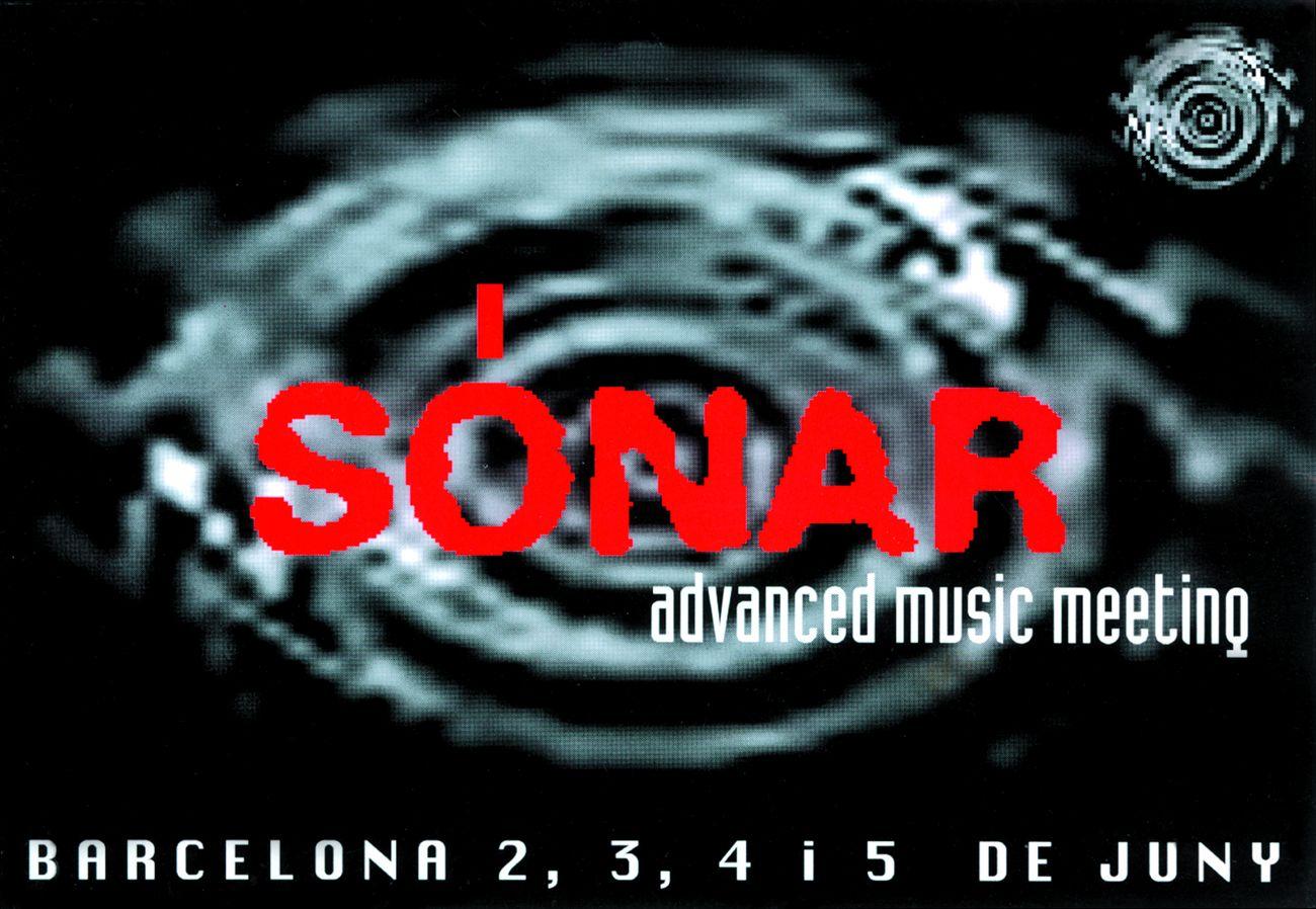 Sónar 1994 © Sergio Caballero
