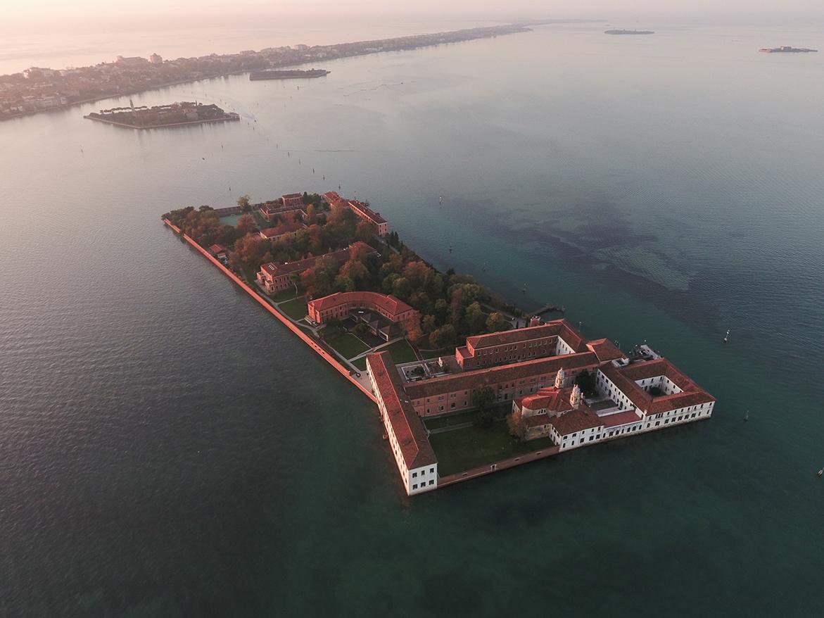 Design Innovation, Isola di San Servolo