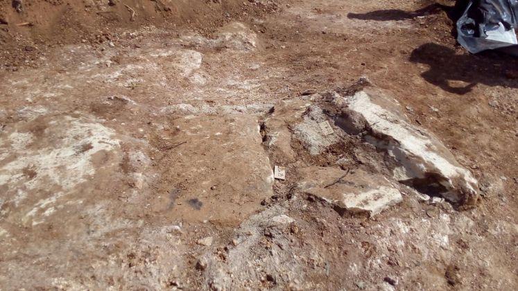 Scavi archeologici in Contrada San Nicola Giglia, Ragusa, necropoli bizantina