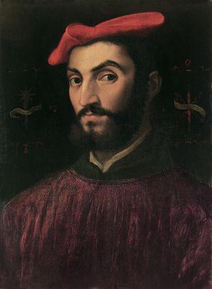 Sebastiano del Piombo, Ritratto di Ippolito de Medici