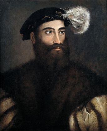 Sebastiano del Piombo, Ritratto di Pier Luigi Farnese