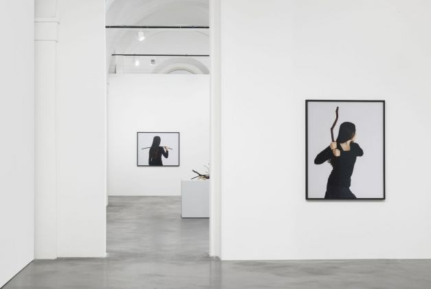 Sharon Lockhart. Movimenti e Variazioni. Installation view at MATA, Modena 2018. Photo Rolando Paolo Guerzoni