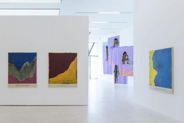 Somatechnics. Exhibition view at Museion, Bolzano 2018. Photo Luca Meneghel