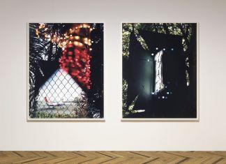Torbjørn Rødland. The Touch That Made You. Exhibition view at Fondazione Prada Osservatorio, Milano 2018. Courtesy Fondazione Prada. Photo Andrea Rossetti. A sx, Go to the Vip Room #1, 2007. A dx, Go to the Vip Room #5, 2007