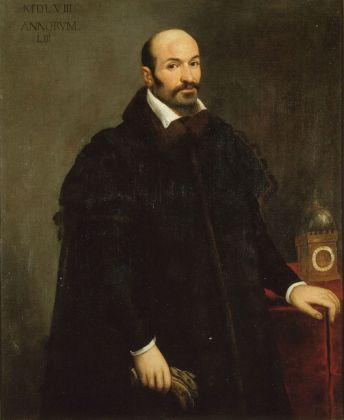 Tiziano, Ritratto di gentiluomo