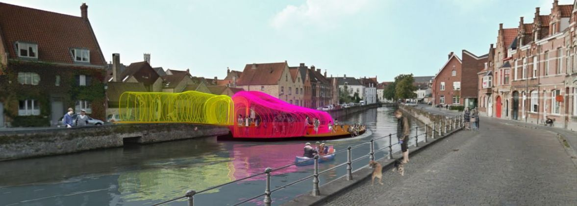 Triennale Bruges 2018 © selgascano