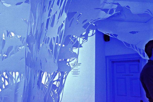 Ufocinque, A Hanging moment, 2014. © house of Peroni Londra