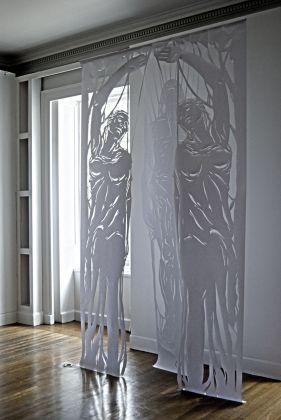 Ufocinque, Verano, 2014 from street to art at Centro culturale italiano New York