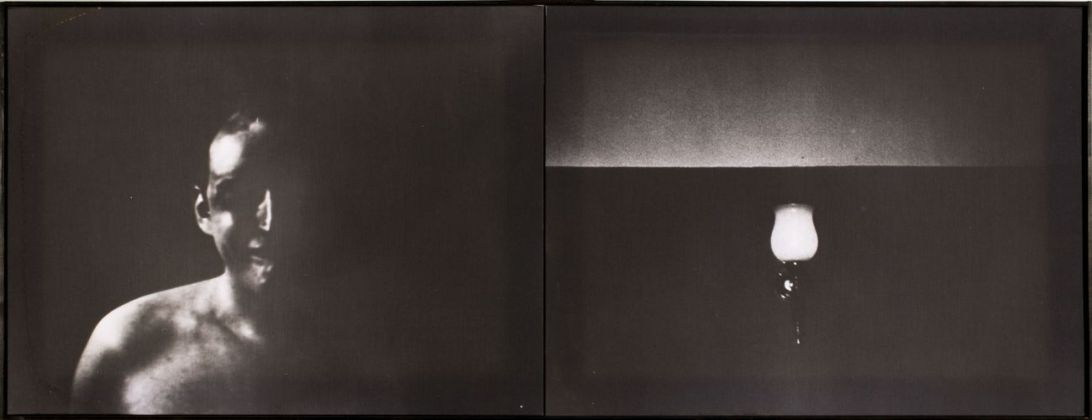 Urs Lüthi, In the Shadow of your Smile, 1978. MASI, Lugano. Donazione Giancarlo e Danna Olgiati