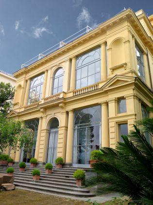 Villa Ruffo di Calabria Napoli PH Francesca Bertagnin