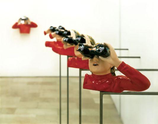 Vincenzo Cabiati, Gli anni in tasca, 1999. MASI, Lugano. Donazione Giancarlo e Danna Olgiati