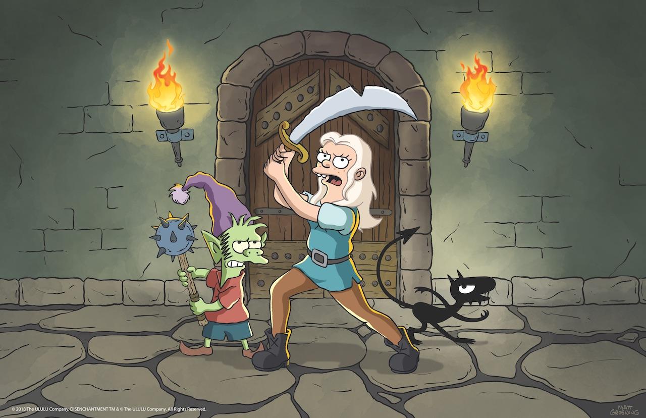 Simpson cartoon sesso fumetti