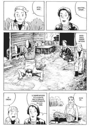 Yoshiharu Tsuge – Il giovane Yoshio (Canicola Edizioni, Bologna 2018)
