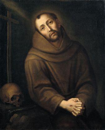 Francisco de Zurbarán, San Francesco