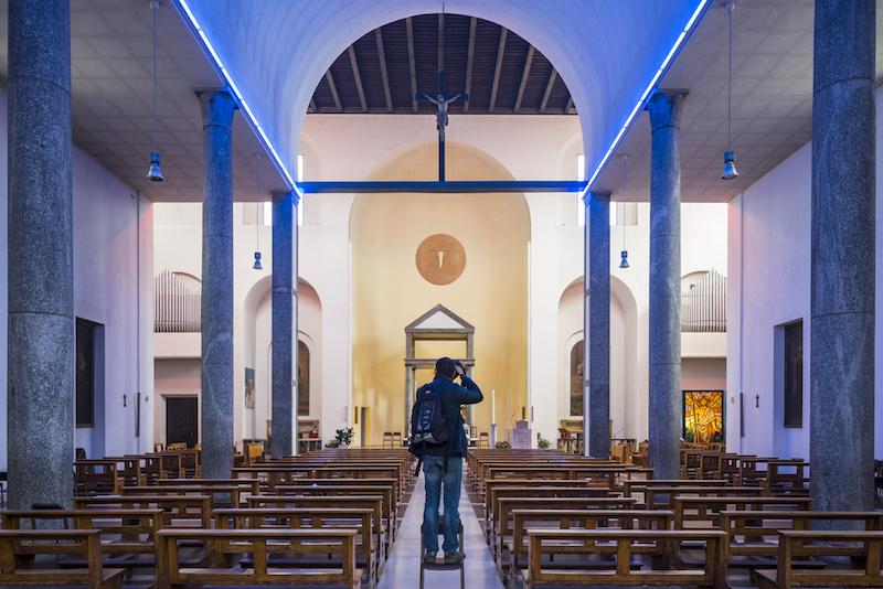 Chiesa Rossa ©Luca Rotondo