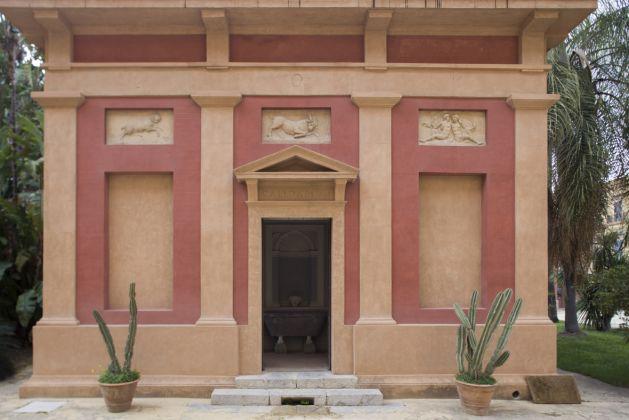 Calidarium dell'Orto Botanico - Palermo 2018