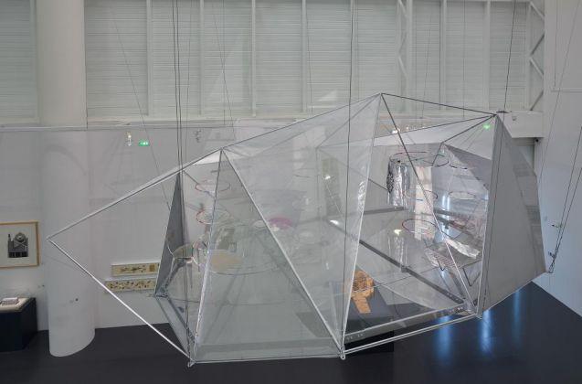 """Toyo Ito Présentation dans l'exposition """" Japan-ness. Architecture et urbanisme au Japon depuis 1945"""", Centre Pompidou - Metz, 25/08/2017-08/01/2018 © Toyo Ito© Centre Pompidou, MNAM-CCI/Bertrand Prévost"""