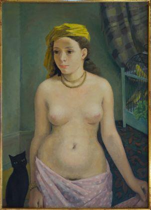 Theodore Strawinsky Nudo biondo