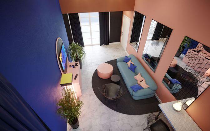 TSH Florence Lavagnini Play Room