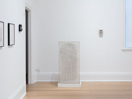 Signals London, courtesy kurimanzutto e Thomas Dane Gallery