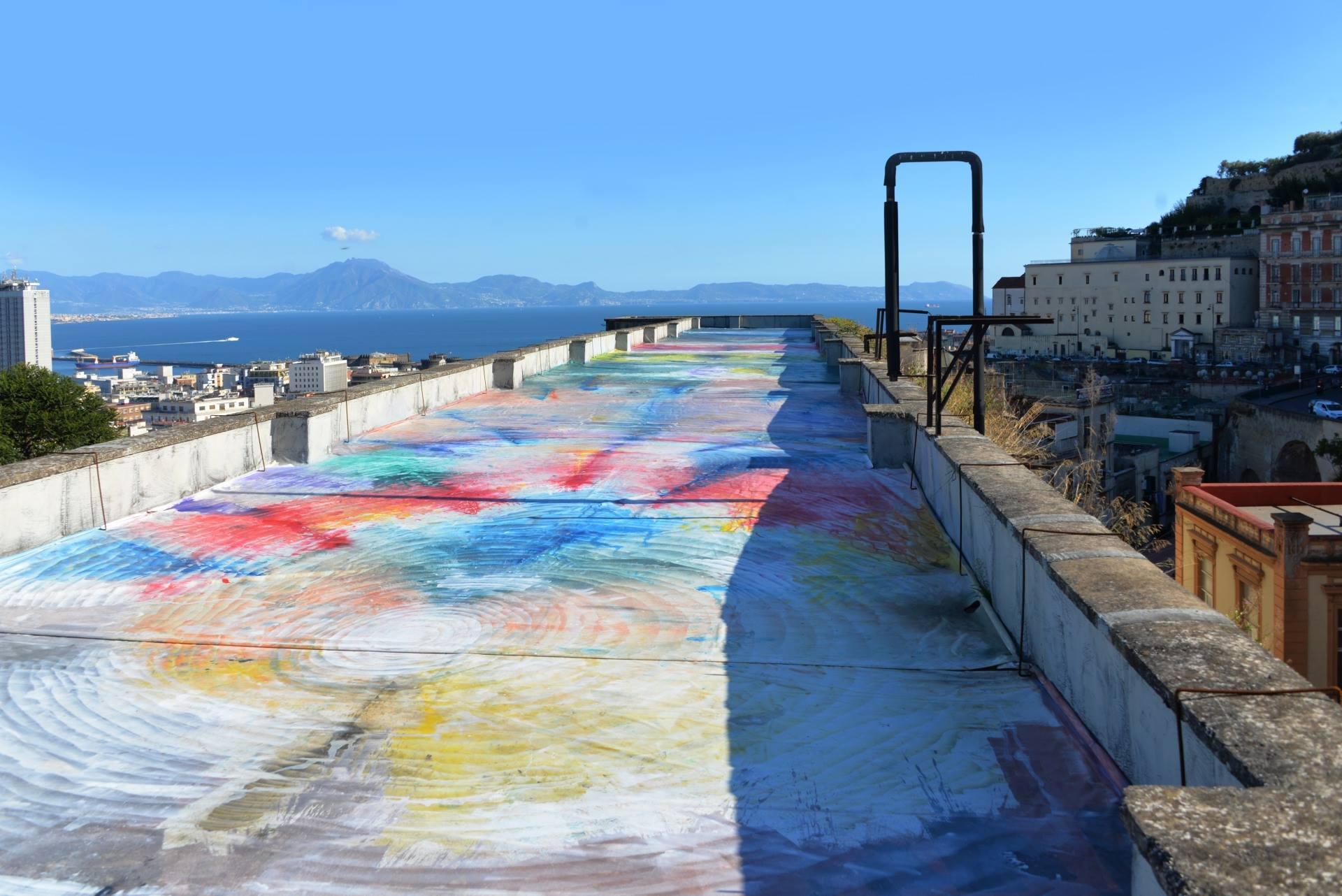 Roberto Coda Zabetta, Cantiere 1 Terrazzo ©Angelo Marra