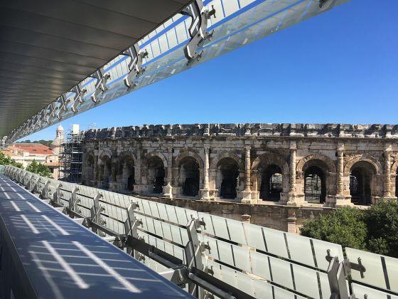 Musée de la Romanité ©Isabelle Lecaux - Ville de Nîmes