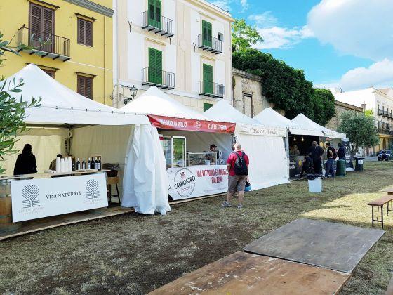 Il villaggio gastronomico di Manifesta12