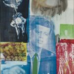 Marc Rauschenberg, Retroactive I, 1963