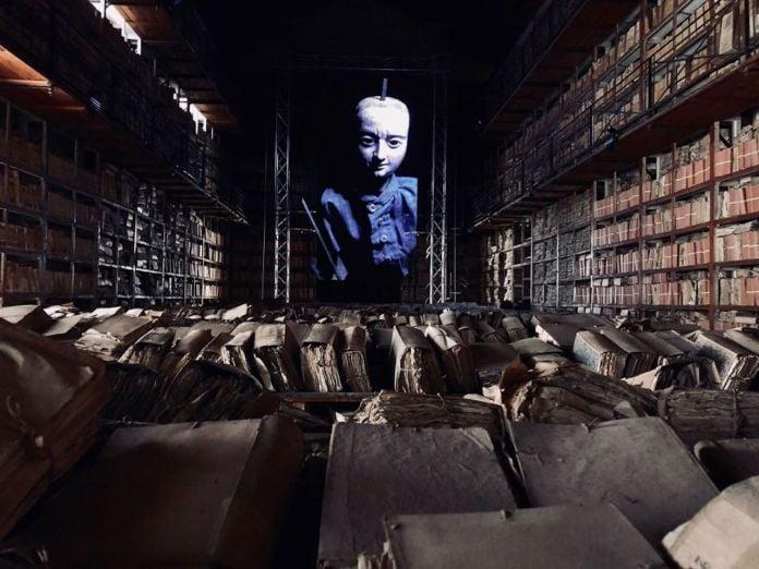 Masbedo presso l'Archivio di Stato di Palermo