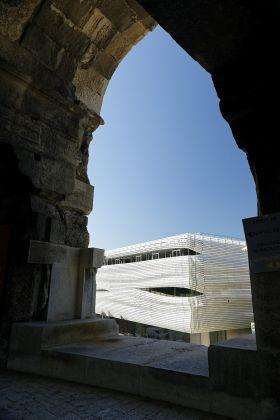 Musée de la Romanité ©Stephane Ramillon - Ville de Nîmes
