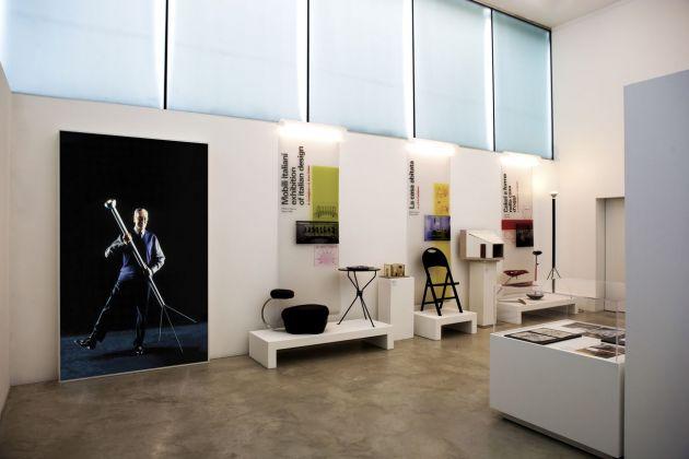 Achille Castiglioni (1918–2002) visionario. L'alfabeto allestitivo di un designer regista. Exhibition view at M.A.X. museo, Chiasso 2018. Photo Carola Migliore