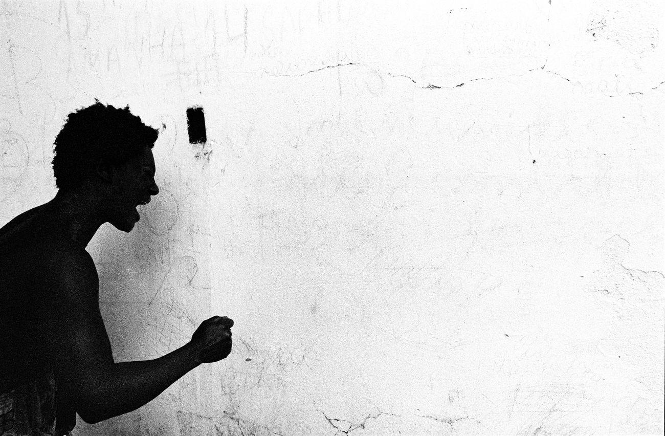 Alex Majoli, Brazil. Serra de Santana, 1995 © Alex Majoli
