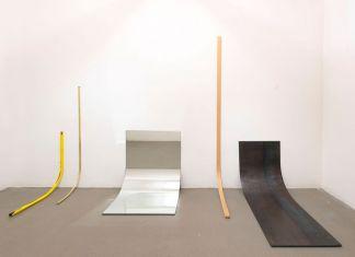 Alicja Kwade, Andere Bedingung (Aggregatzustand), 2009. Fondazione Giuliani, Roma 2018. Courtesy the artist & Collezione Giuliani, Roma. Photo di Giorgio Benni