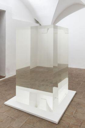 Anish Kapoor, Invisible object, 2015. Courtesy Galleria Continua