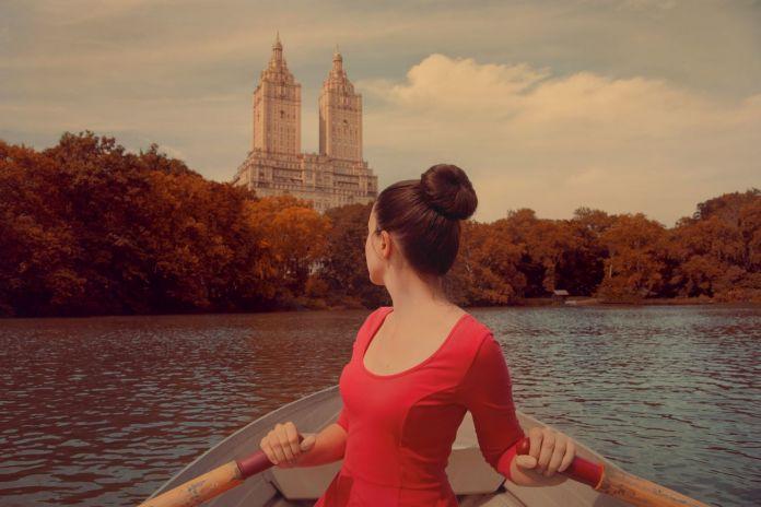 Anna Di Prospero, Central Park #2, 2015