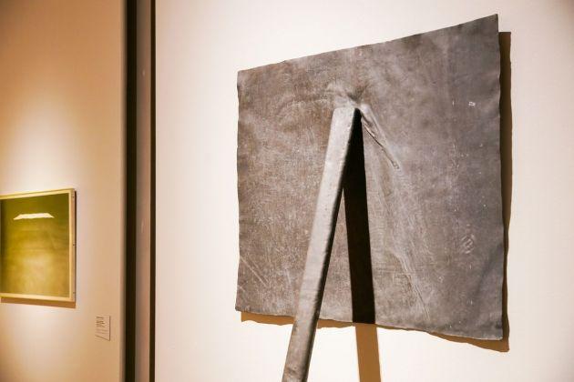 Arte come rivelazione. Dalla collezione Luigi e Peppino Agrati. Installation view at Gallerie d'Italia, Milano 2018