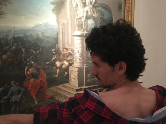 Ateliersi, Di bocca in bocca, Pinacoteca Nazionale di Bologna. Photo © Ateliersi